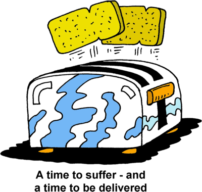Toaster clipart. Image download toast christart