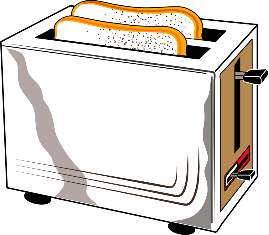 Toaster clipart emoji. Home appliance can stock
