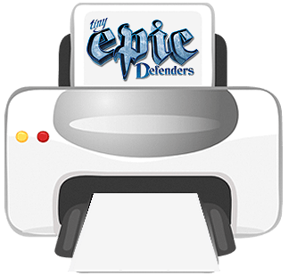Toaster clipart epic. Tiny defenders print and