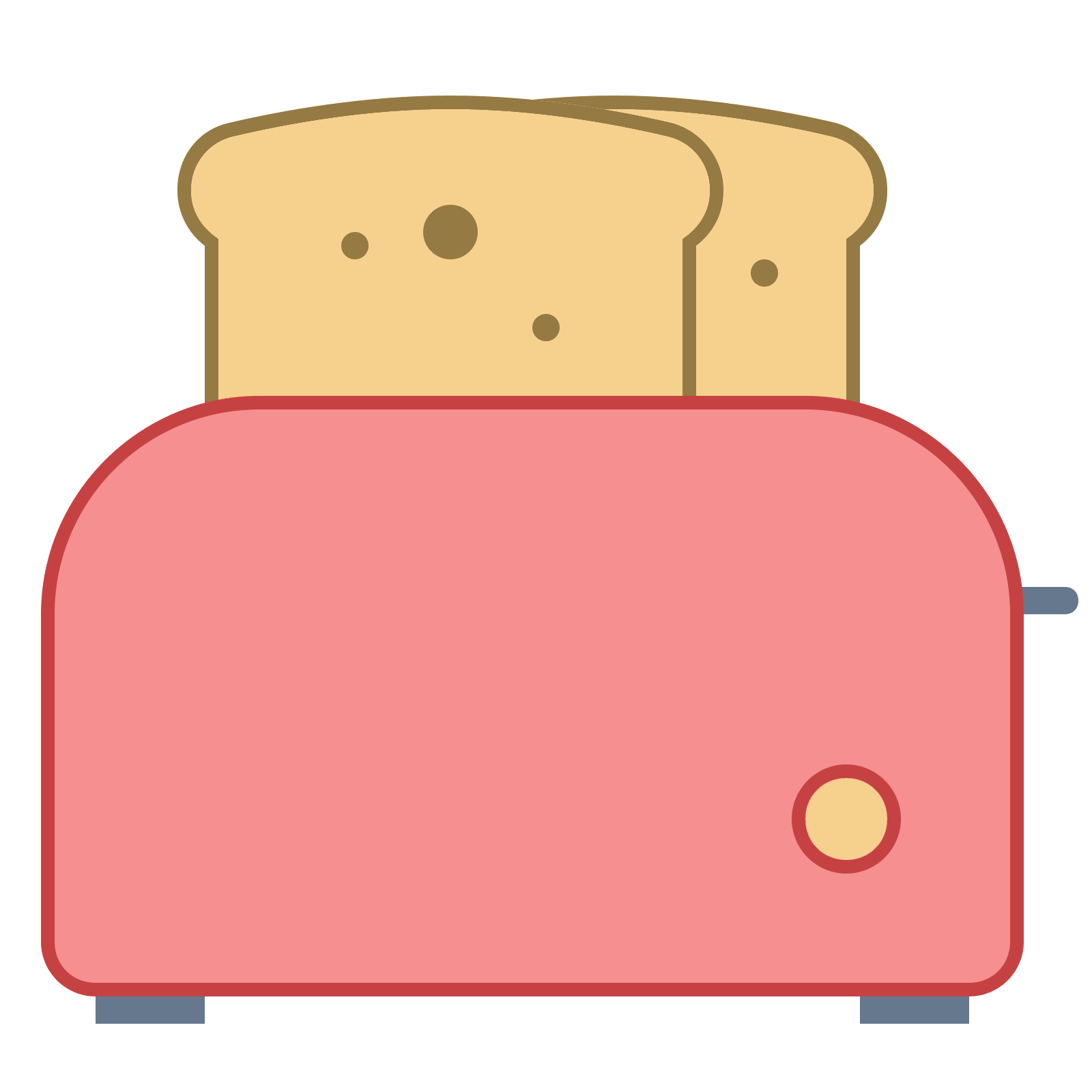 Toaster vector. Icon free download png