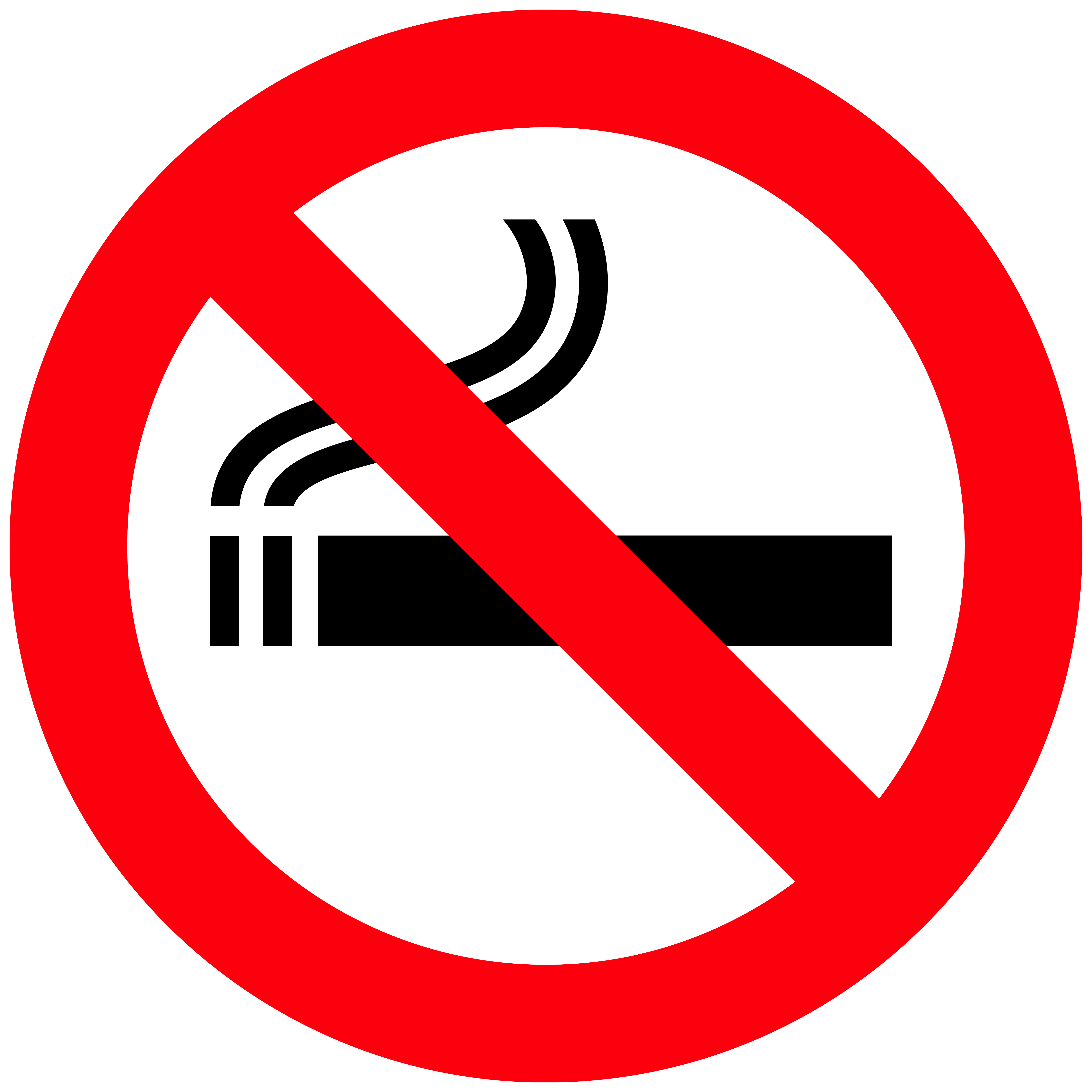 No sign png. Tobacco transparent images pluspng