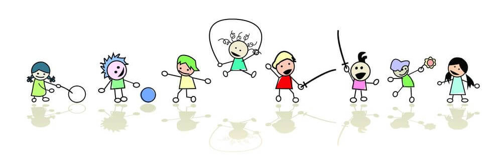 Toddler clipart active kid. Best outdoor toys for