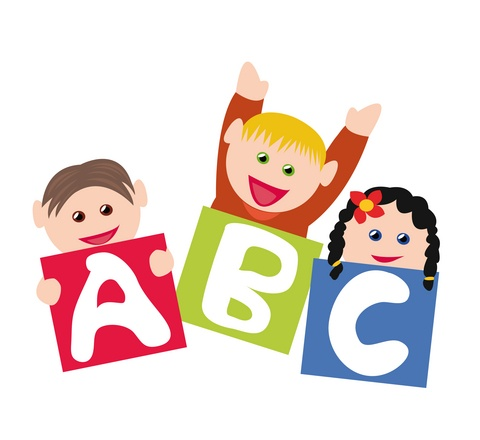 Alphabet clipart child care provider. Best learning opportunities