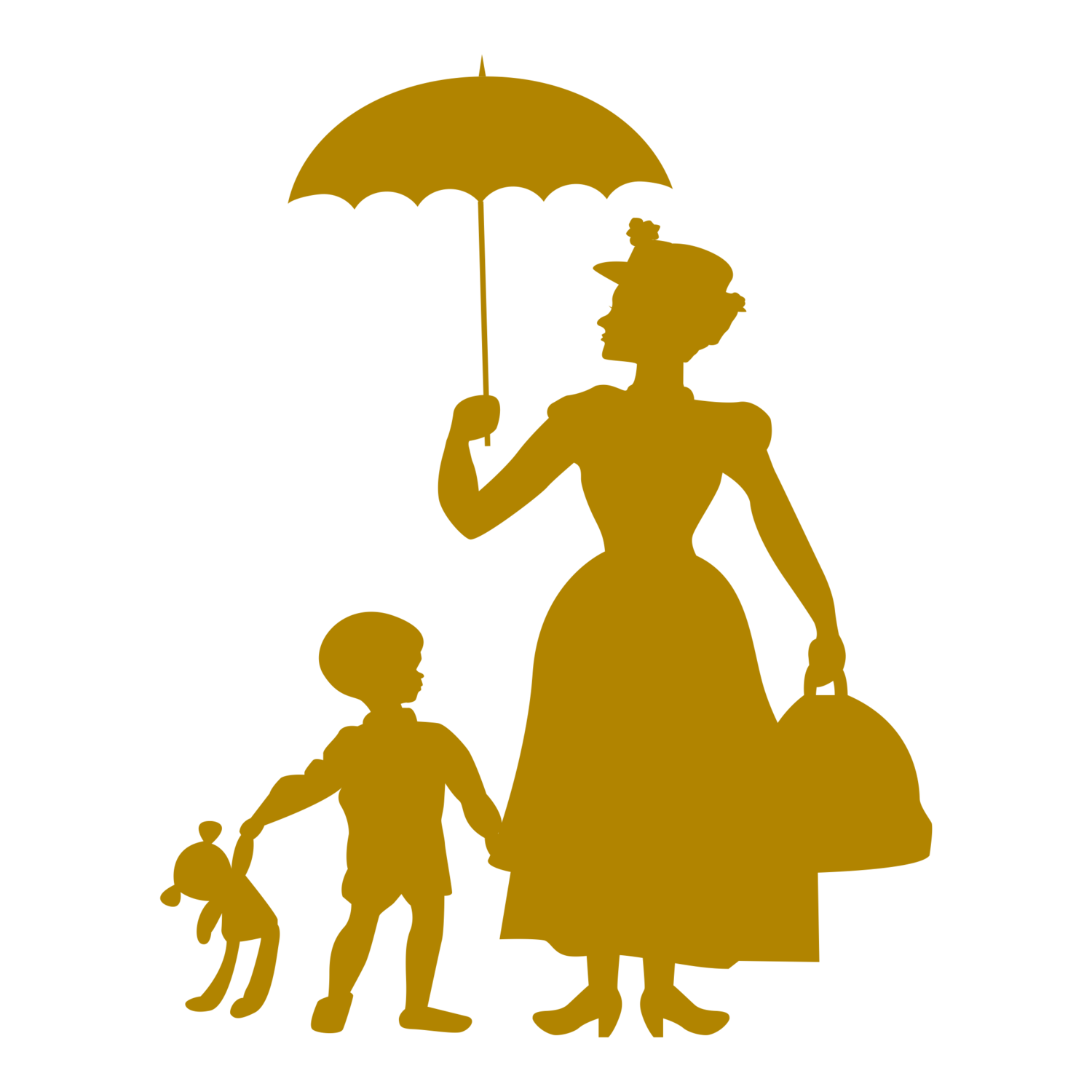 Toddler clipart nanny. The hotel