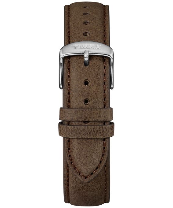 Toe clip mk double strap. Leather watch straps bands