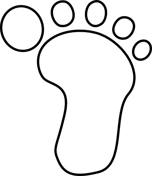 Toe drawing easy. At getdrawings com free
