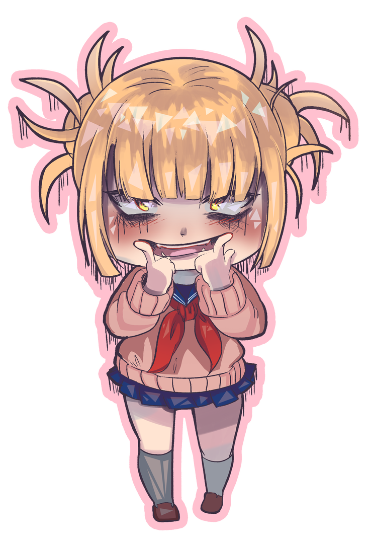 Toga drawing animated. By havanly on deviantart