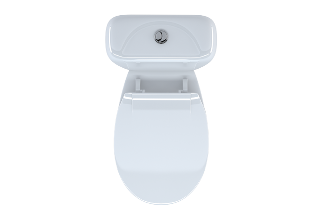 Toilet top view png. Pedestal basin and close
