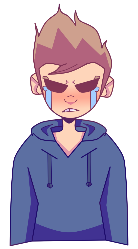 Tom drawing break up. Image result for crying