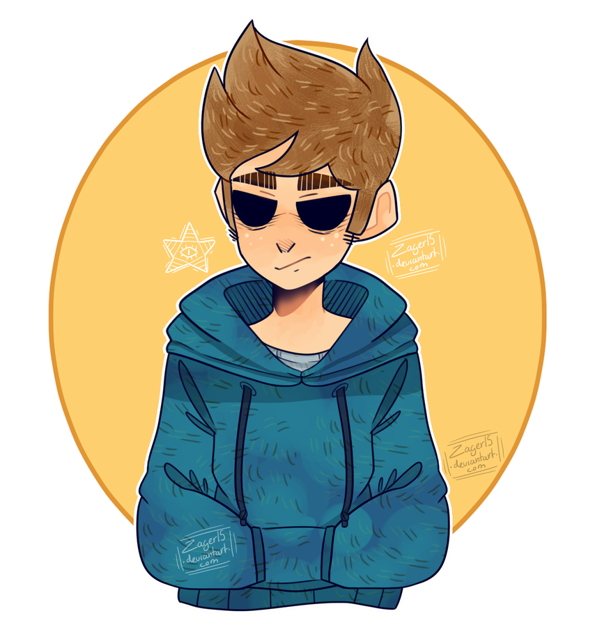 Fanart by zager on. Tom drawing eddsworld clipart transparent stock
