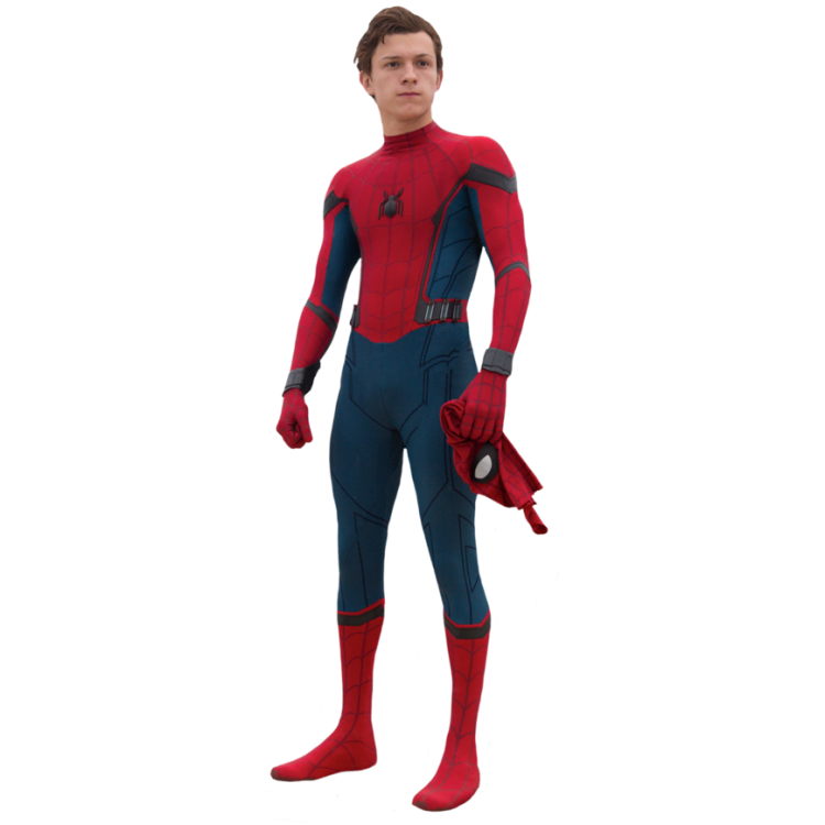 Tom holland spiderman png. Spider man homecoming jacket