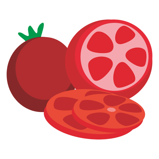 Tomato cartoon png. Tomatoes transparent svg vector