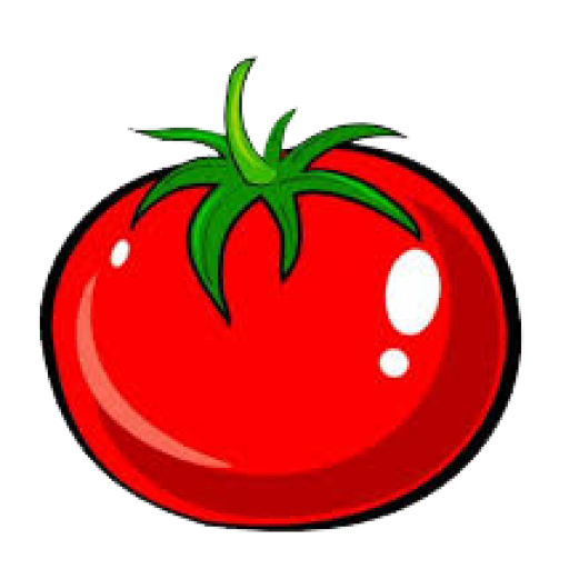 Tomatoes drawing cute. Collection of free tomato