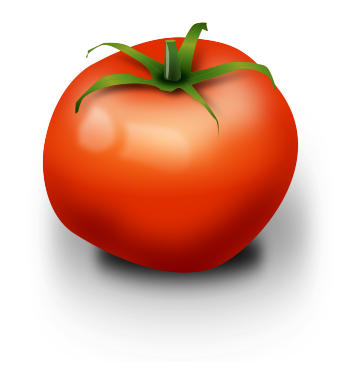 Tomato clip fruit. Vegetable computer icons onion