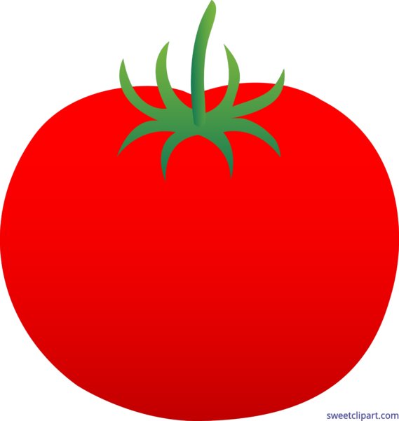 Tomato clip string. Sweet art page of