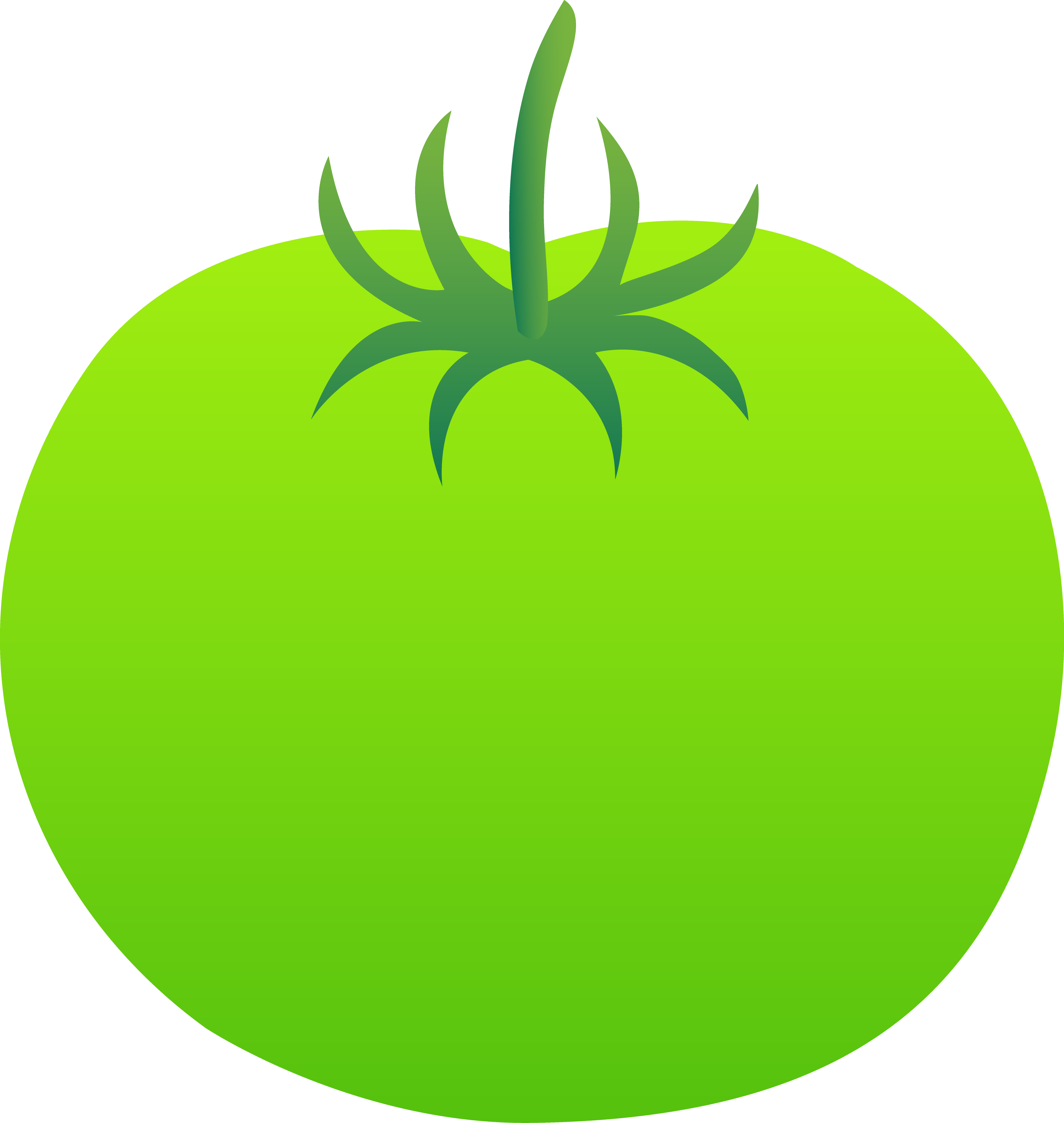 Tomato round object