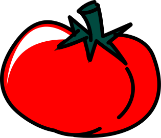 Tomato clipart kamatis. Cliparts co free red