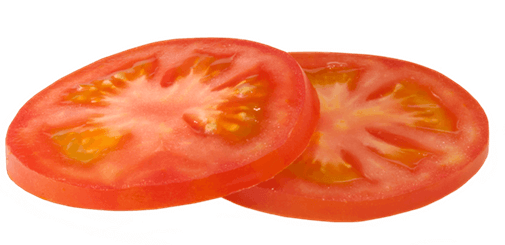 Tomato slice png. How to make dried