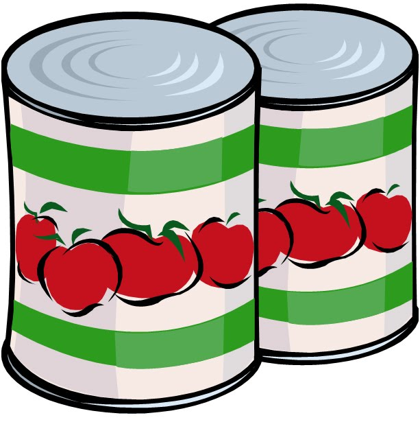 Tomatoes clipart diced tomatoes. Canned food panda free