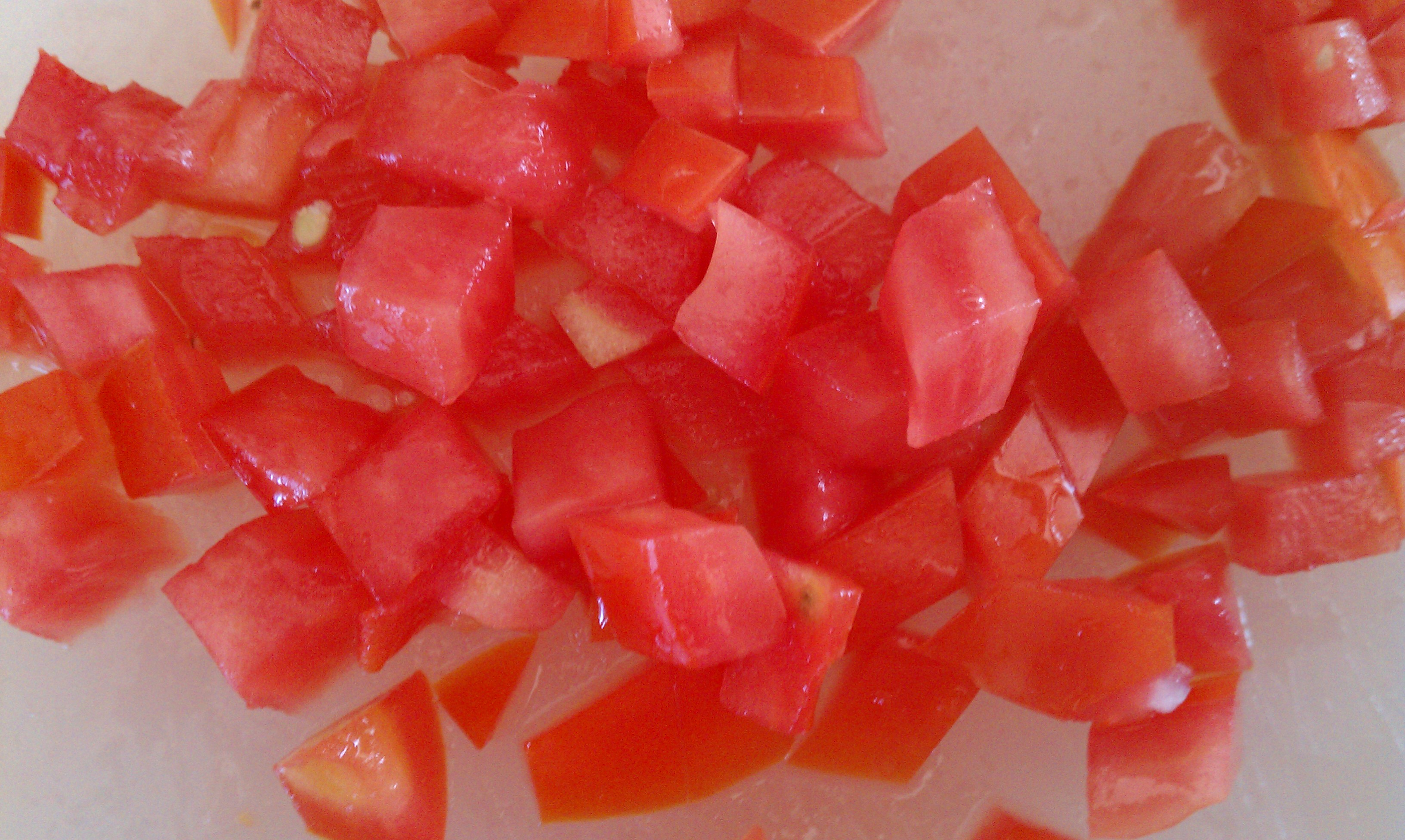 Tomatoes clipart diced tomatoes. Guacamole wikijan cooks toss