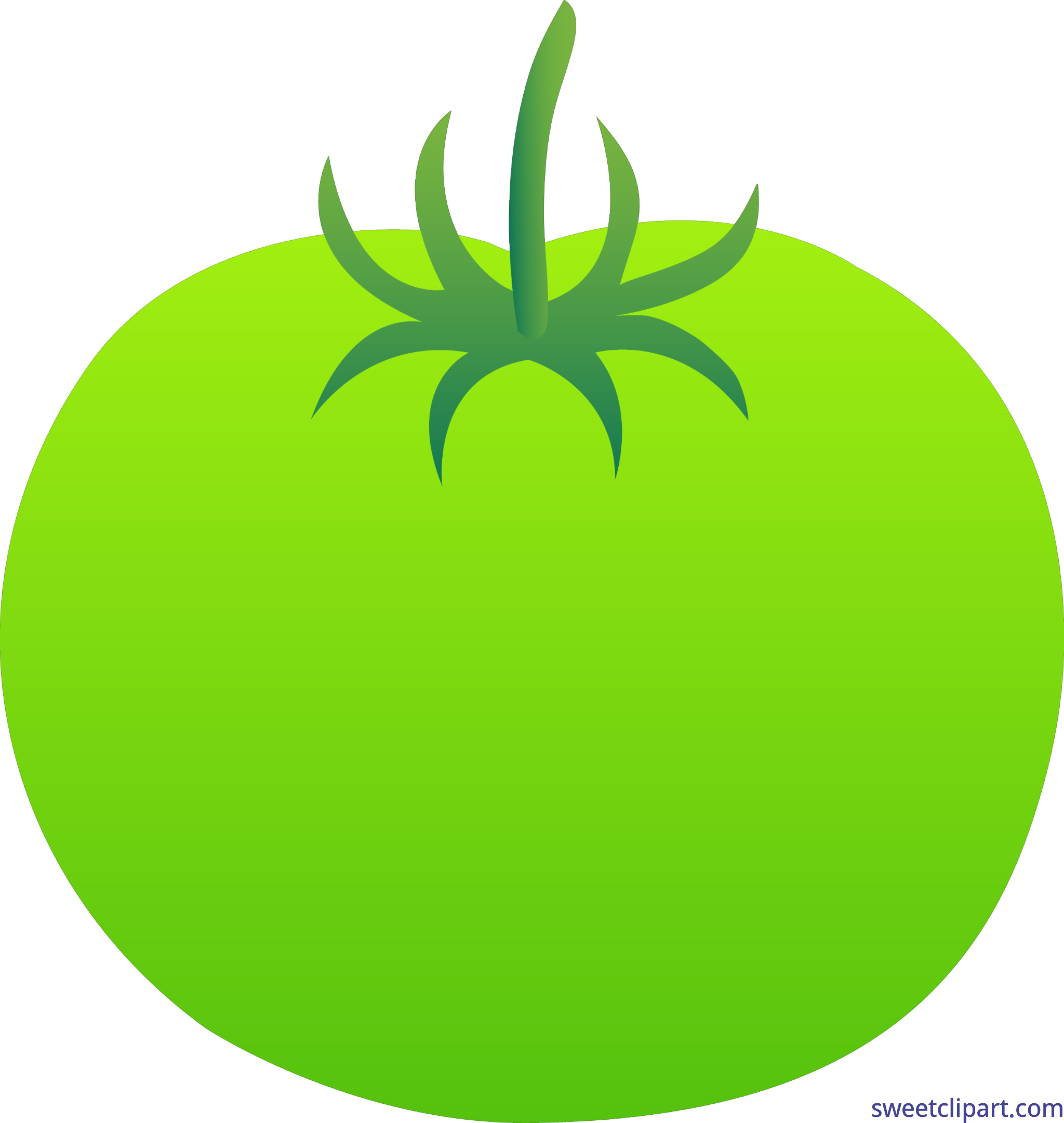 Tomatoes clipart green tomato. Clip art sweet