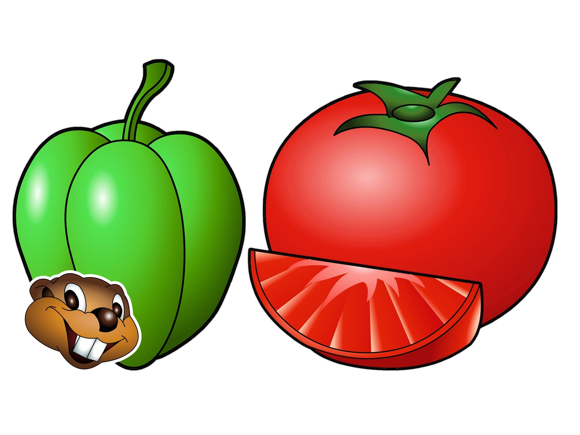 Veggies clipart two. Vegetable song kids learn
