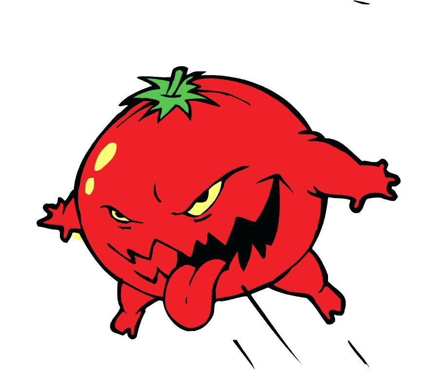 Tomatoes clipart red tomato. Clip art cartoon of
