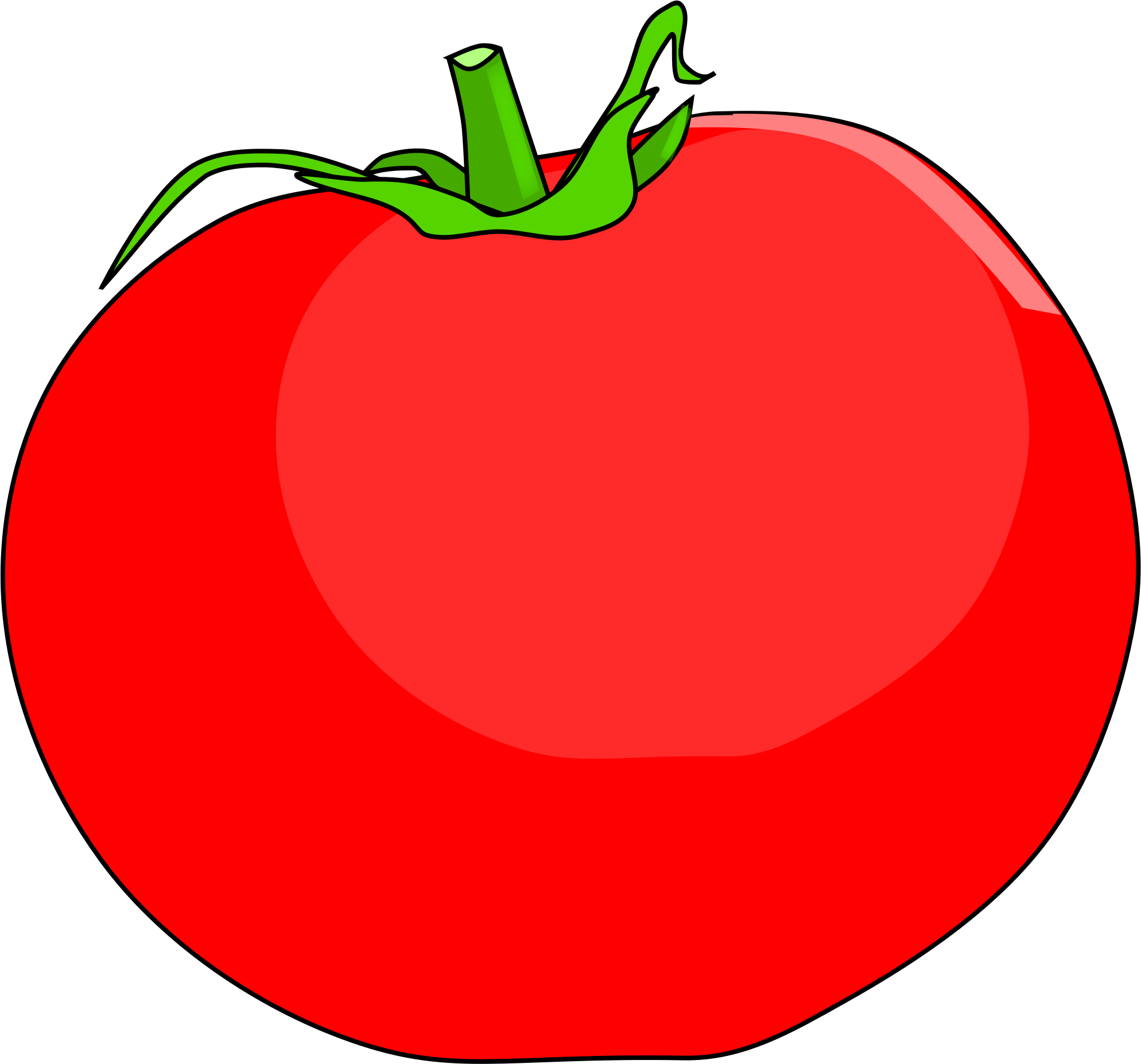 Tomatoes clipart vegetable planting. Tomato big image png
