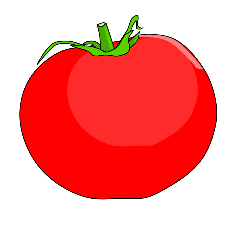 Tomatoes drawing vegetable. Public domain clip art
