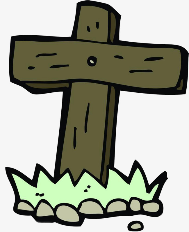 Tombstone clipart cross top. At getdrawings com free