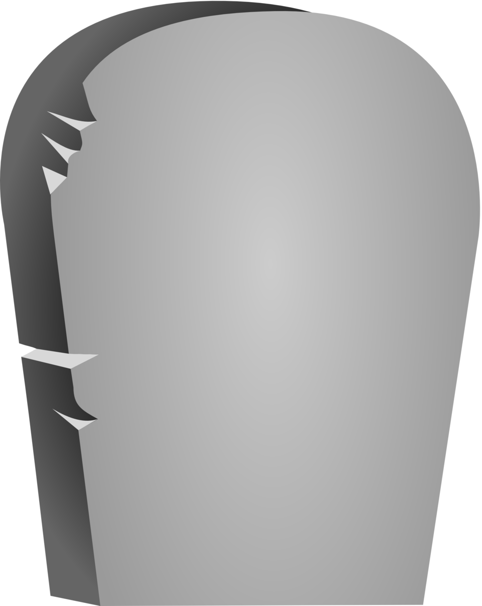 Blank tombstone png. Public domain clip art
