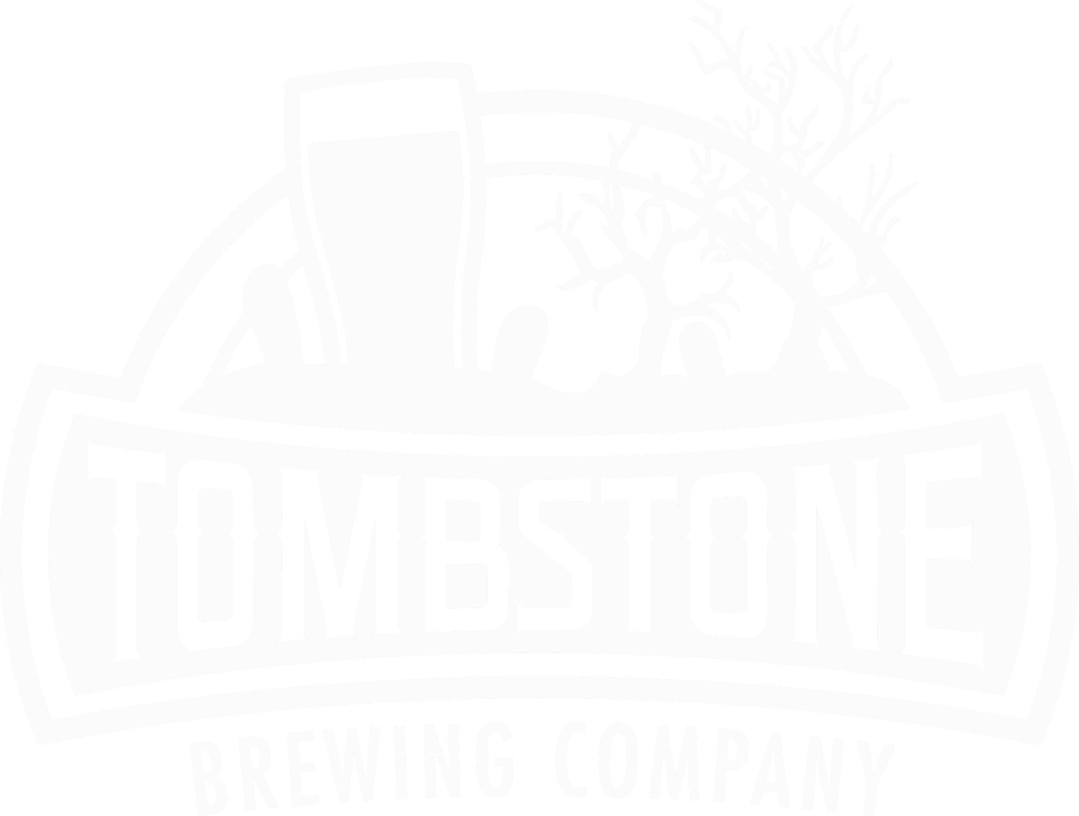 Beer clip brewery. Our beers tombstone brewing