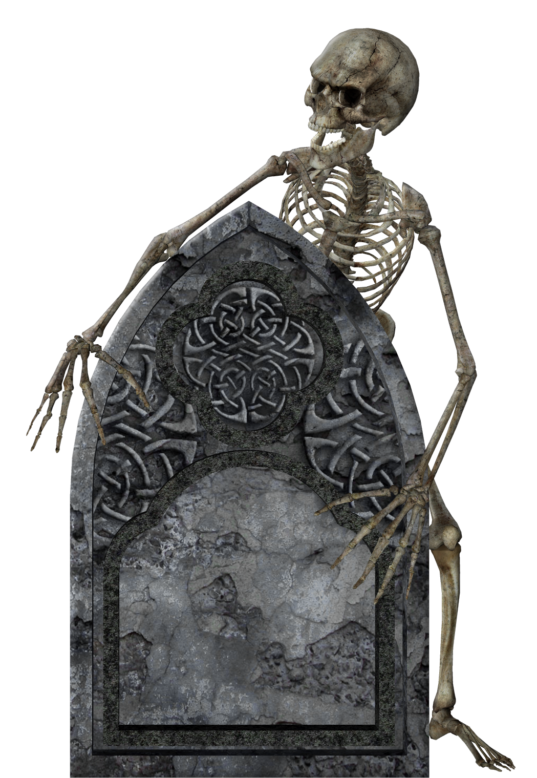 Tombstone png transparent. Skeleton with picture gallery