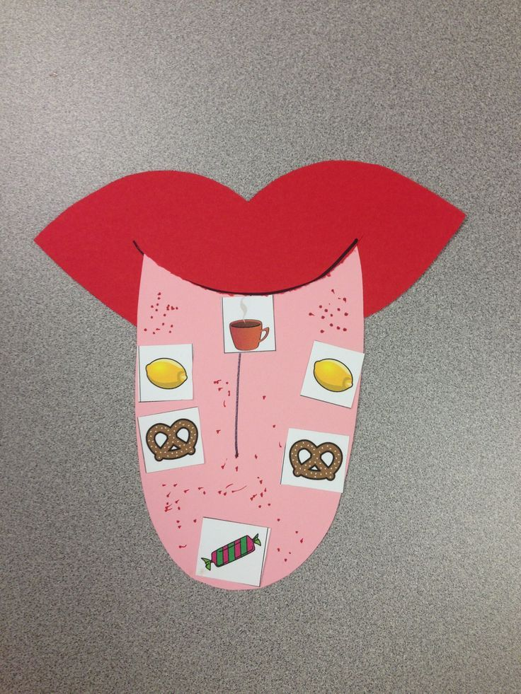Tongue clipart 5 senses. Best theme weekly