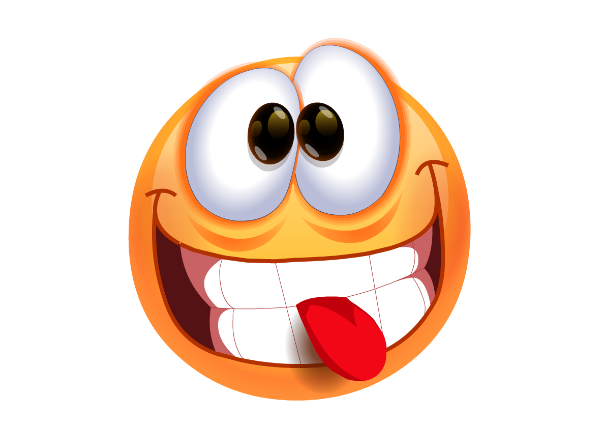 Tongue sticking out emoji png. Emoticon group clip art