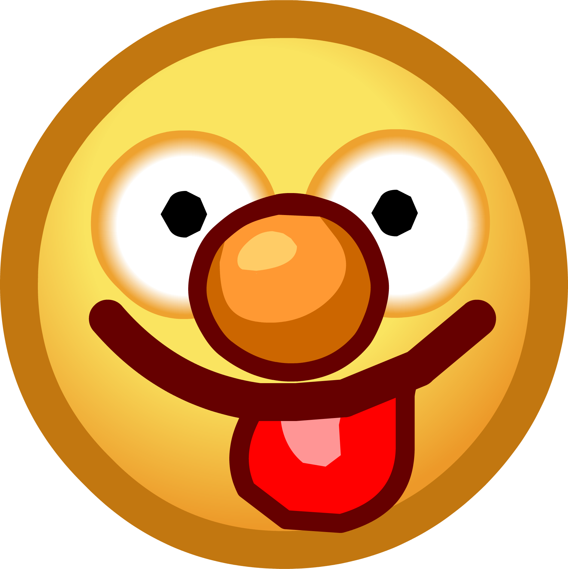 Tongue sticking out emoji png. Image muppets emoticons club