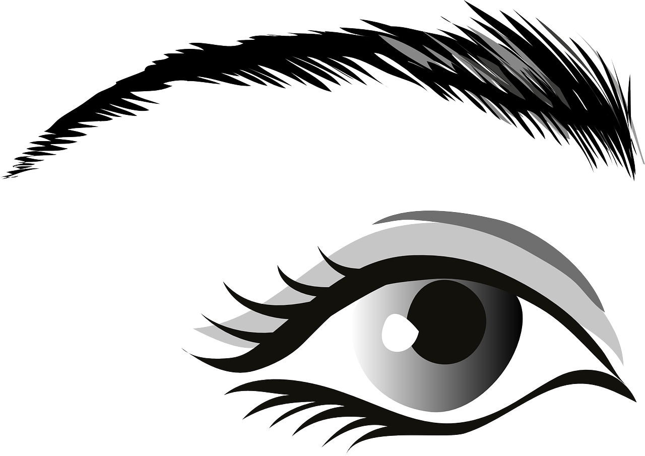 Eyebrow clipart eyebrow shape. Eyebrows first off get