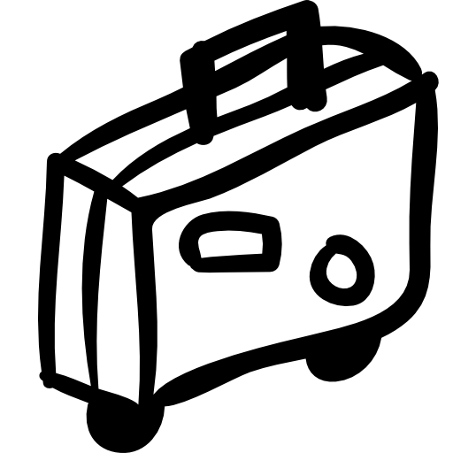 Tool drawing handmade. Icon page png svg