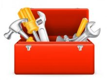 Toolbox clipart reading. Tool box space greentral