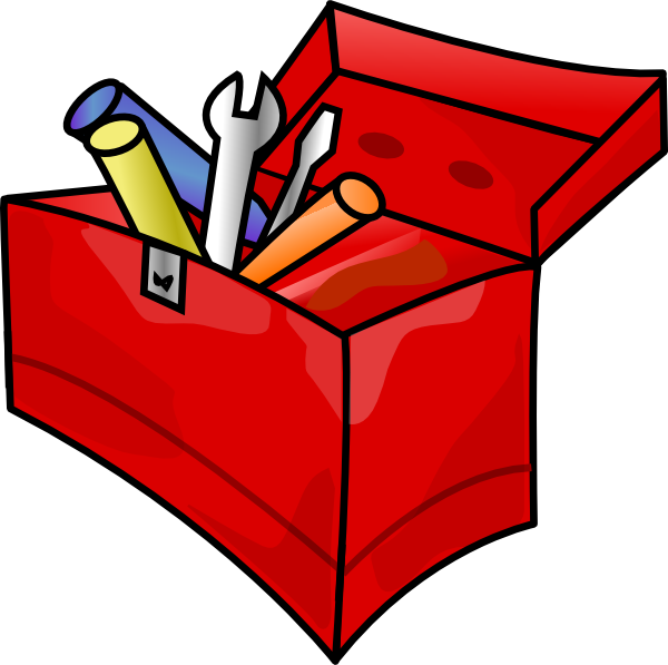 Toolbox clipart industrial art. Free pictures download clip