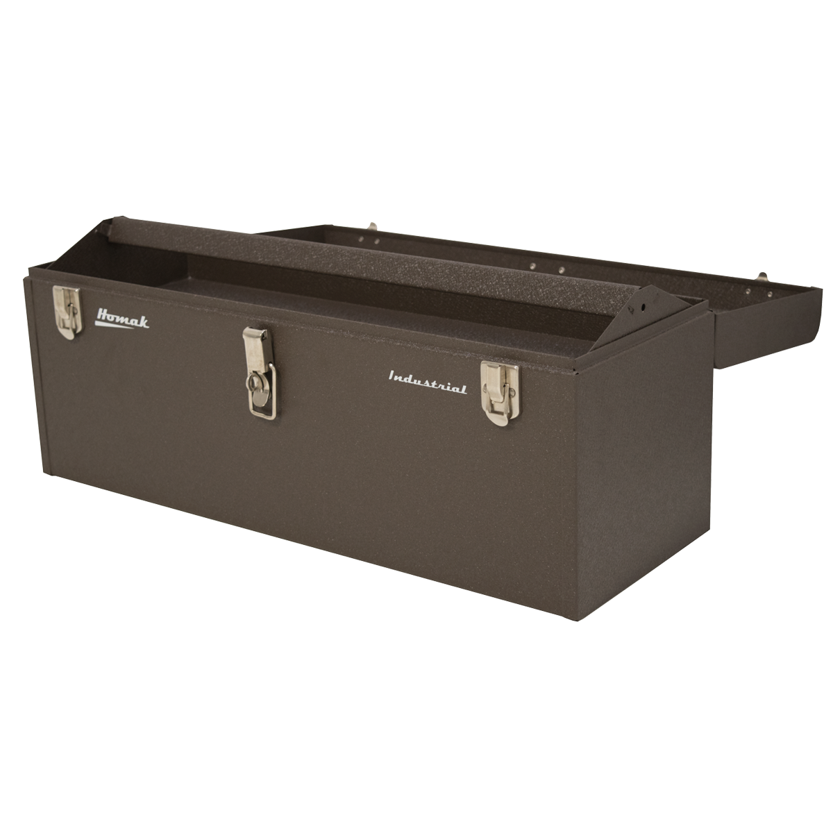 Toolbox drawing cantilever. Industrial homak manufacturing