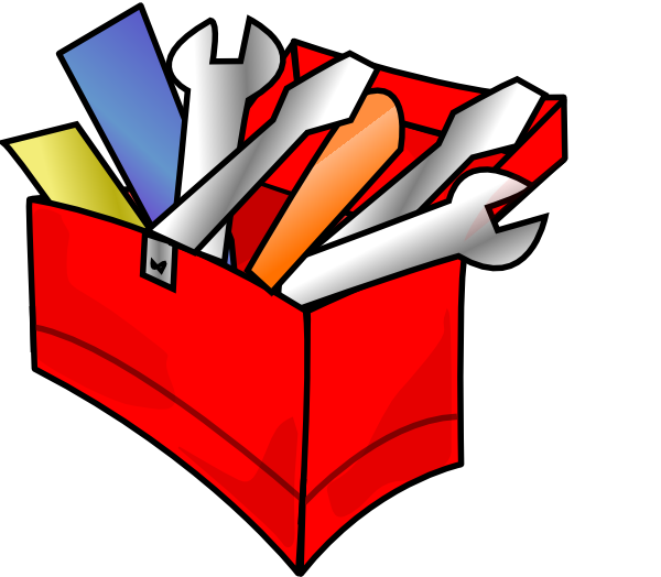 Toolbox drawing clipart. Collection of free boxes