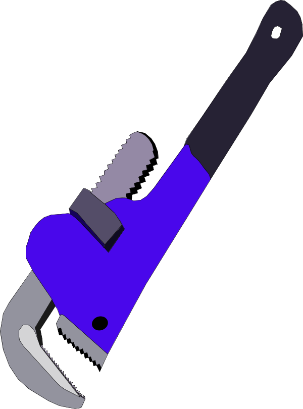 Tools clip pipe. Free wrench pictures download