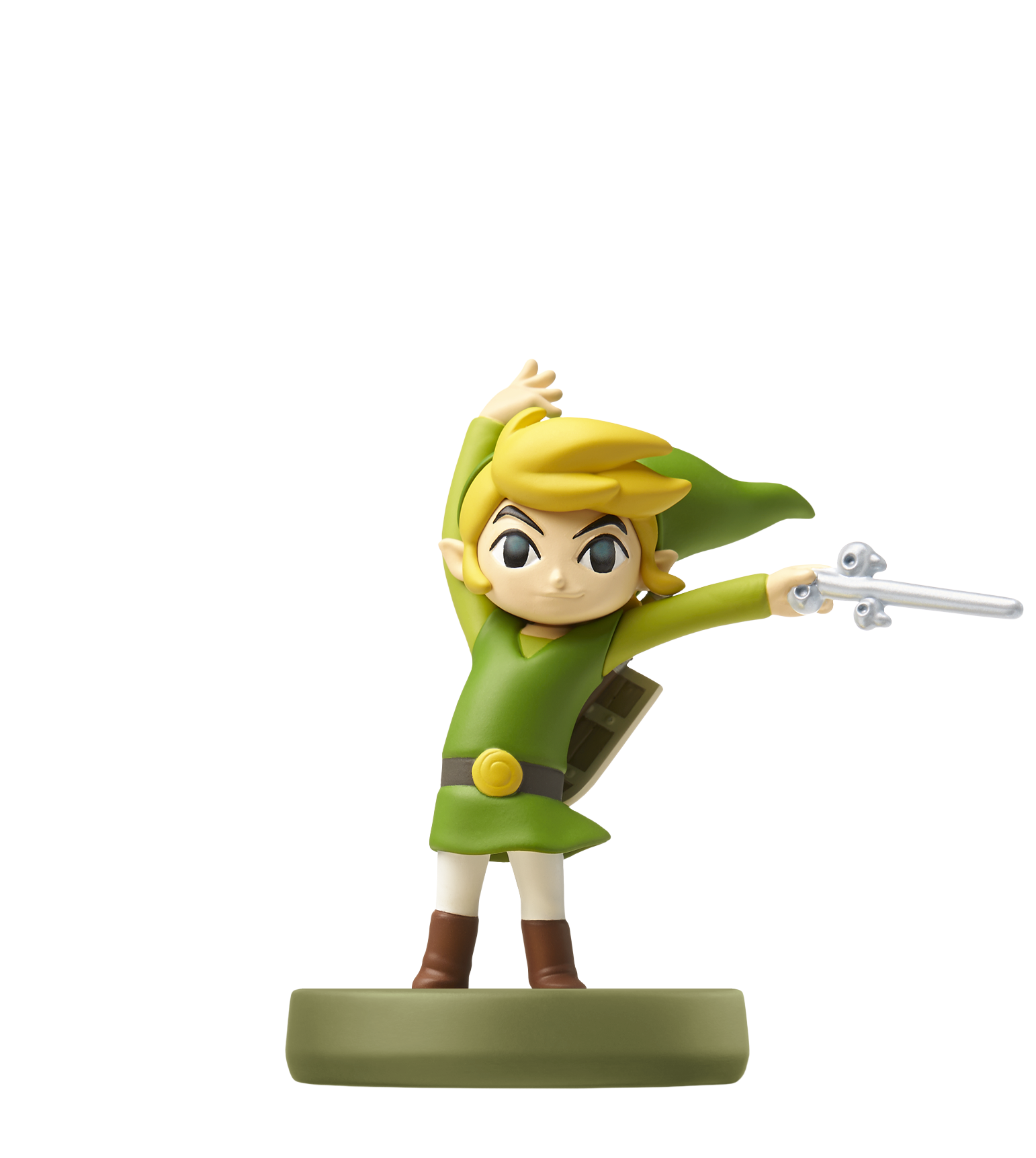 Toon link wind waker png. Image amiibo the legend