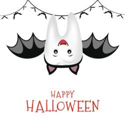 Tooth clipart halloween. Have a cavity free