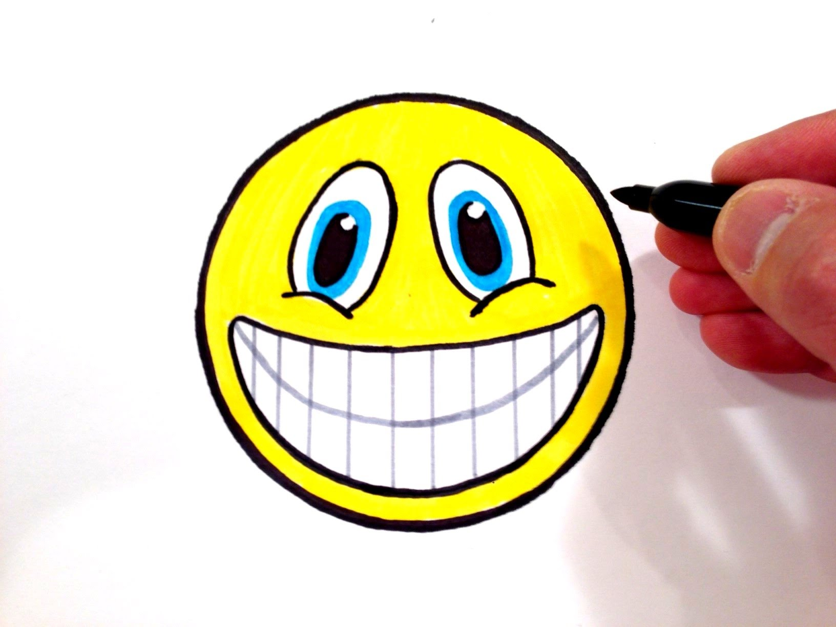 Tooth clipart smiley face. Drawing at getdrawings com