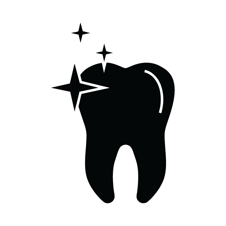 Tooth silhouette png. Teeth free icons easy