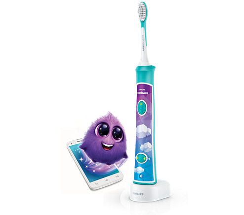 Toothbrush clip holder. For kids sonic electric