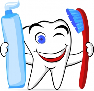 Tooth and paste courtyard. Toothbrush clipart png royalty free stock