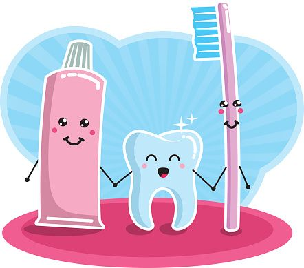 Toothbrush clipart dental screening. The best implants images